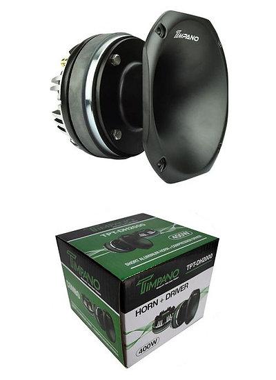 """Timpano Tempesta DH2000 8 Ohm 400W 2"""" Titanium Voice Coil Compression Driver"""