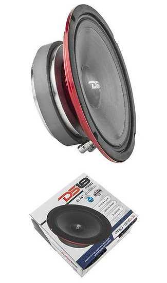 "DS18 PRO-SM6.2 6"" Marine Midrange Speaker Bike 2 Ohm -200W Waterproof"