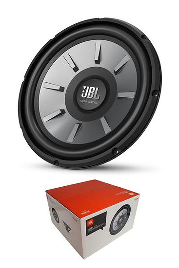 "JBL 1000 Watts 4 Ohm 12"" Component Subwoofer - STAGE 1210"