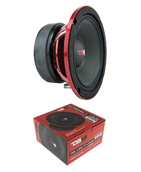 "DS18 PRO-EXL64 6.5"" Pro Audio Mid range Loud speaker 600 watt 4 ohm"