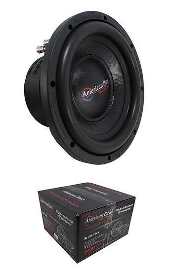 "10"" Subwoofer 600W 2"" 4 Ohm DVC Pro Car Audio American Bass XO-1044"