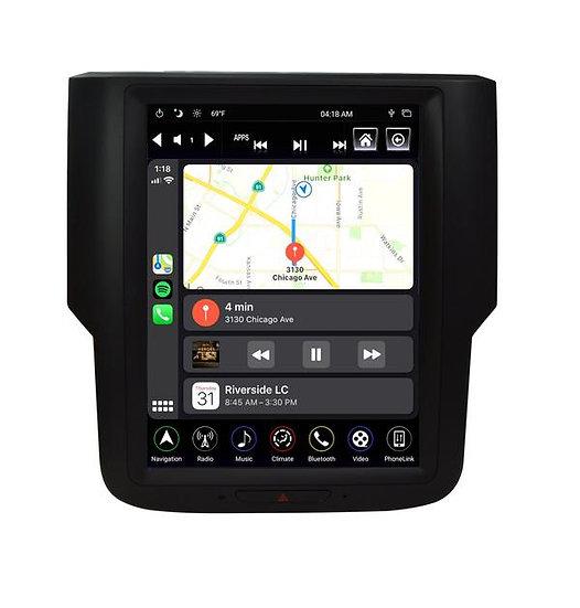 "Linkswell TS-DGPU10-4RR-4A 10.4"" GEN4 Tablet T-Radio for 14-18 Dodge Ram"