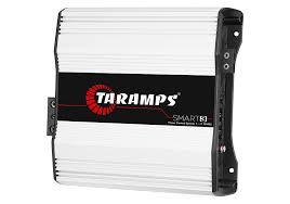 3000W Class D Smart Amplifier 1-2 Ohm Monoblock Pro Car Audio Taramps SMART3