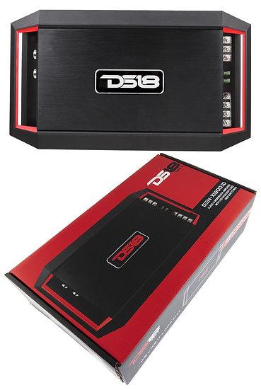 Gen-X Class D Monoblock Car Amplifier 1800 Watts DS18 GEN-X1800.1D