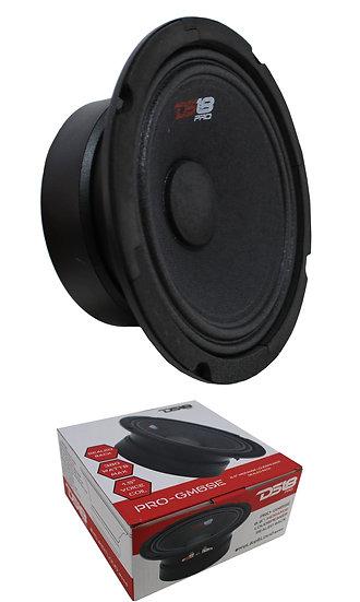 "6.5"" Sealed Back Loudspeaker 8 Ohm 480W Pro Car Audio DS18 PRO-GM6SE"