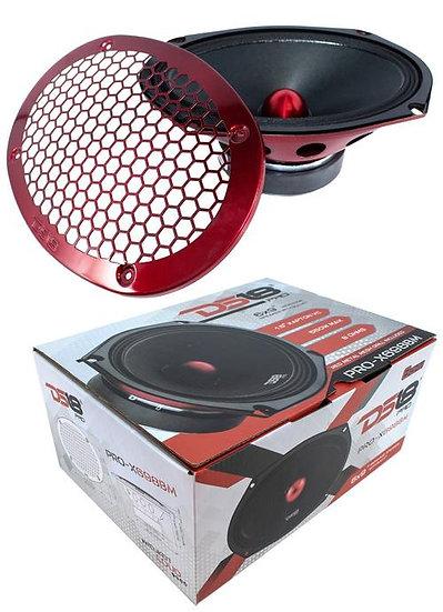 "1x 6x9"" Midrange Loud Speaker 550 Watt 8 ohm Pro Car Audio DS18 PRO-X698BM"