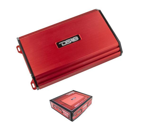 DS18 Select Red 3500 Watts Class D Monoblock Amplifier S3500.1D