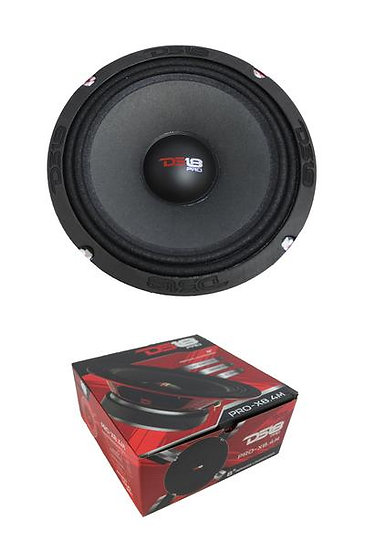 "8"" 550W Midrange Loudspeaker 4 Ohms PRO-X8.4M"