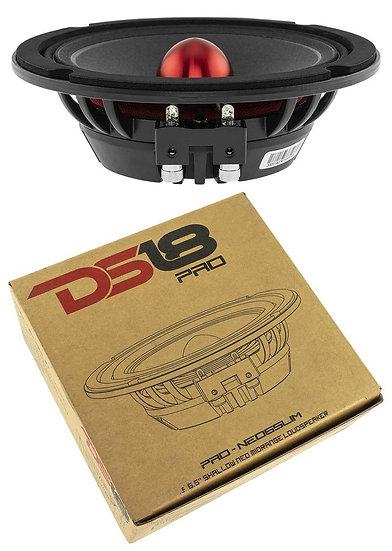 "DS18 6.5"" Slim Midrange Loudspeaker 400W Slim Neodymium PRO-NEO6SLIM"