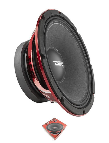 "DS18 12"" 1400 Watts 8 Ohm Competition Midrange Loudspeaker PRO-EXL128MB"