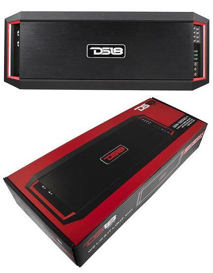 Full Range Class AB 4 Channel Car Amplifier 2000 Watts DS18 GEN-X2000.4