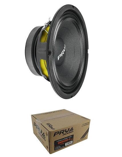 "PRV Audio 8MB450 v2 8"" Midbass Loudspeaker 4 Ohms 450 Watts Pro Car Audio"