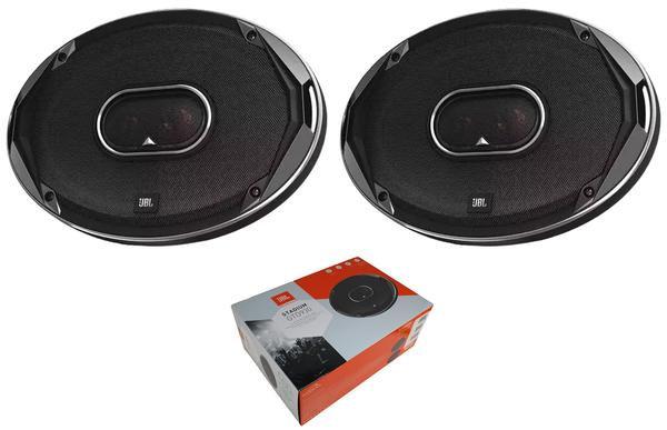 Pair of JBL 6x9 660W 2 Ohm Three-Way Multi-Element Speakers STADIUMGTO930AM