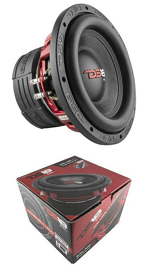 """DS18 EXL-X10.2D 10"""" 1750W 2Ohm Pro Car Audio Dual Coil Subwoofer"""