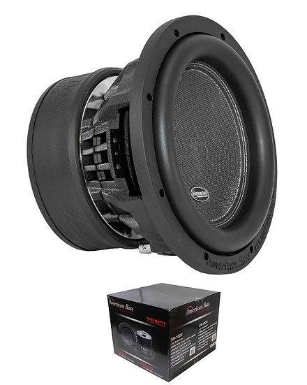 """American Bass 10"""" Dual 4 Ohm Voice Coil 2000 Watt Subwoofer XR-10D4"""