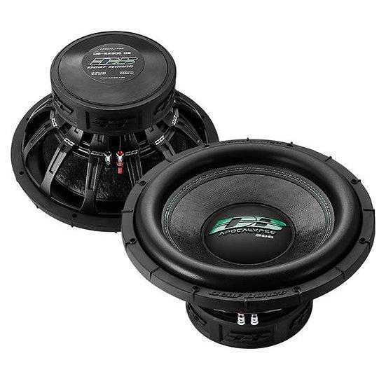 """Deaf Bonce Apocalypse DB-SA305 D2 15"""" 4000W Dual 2 Ohm Subwoofer"""