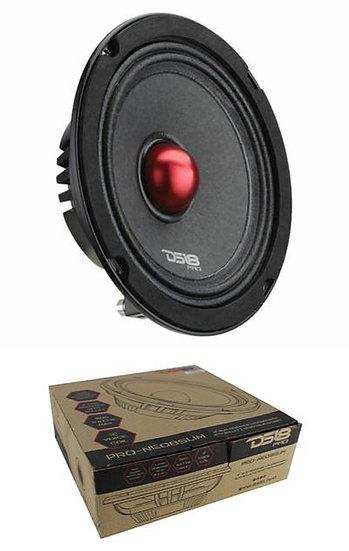 "8"" Shallow Midrange Loudspeaker 500W 4 Ohm DS18 PRO-NEO8SLIM"
