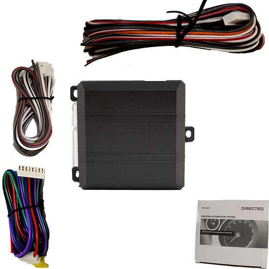 Directed By Viper Power Window Automation System with One Touch Operation 535T