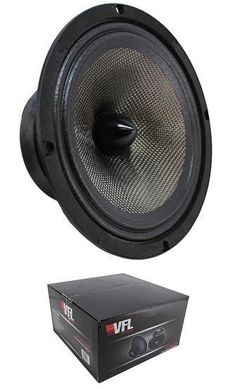 "8"" Midrange Loudspeaker 400W 8 Ohm Pro Car Audio Mids American Bass Stealth88"