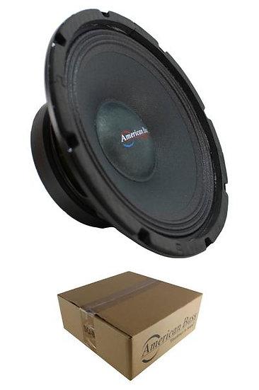 "8"" Midrange Speaker 350W 8 Ohm Pro Car Audio American Bass SQ-8"