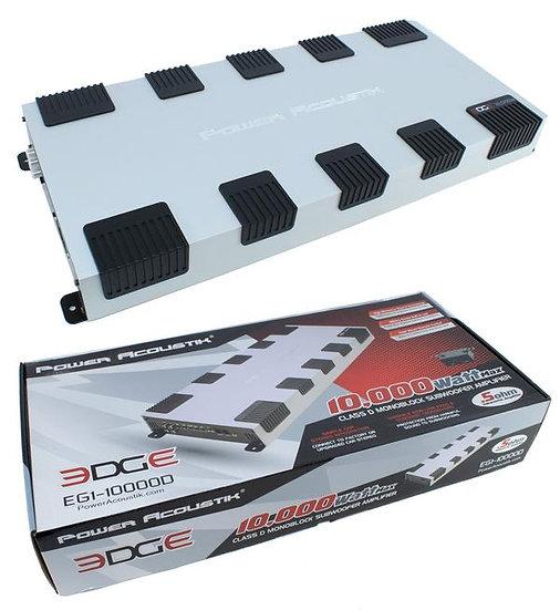 10,000 Watt High Current 1 ohm Monoblock Class D Amplifier Car Stereo Amp 1 Ohm