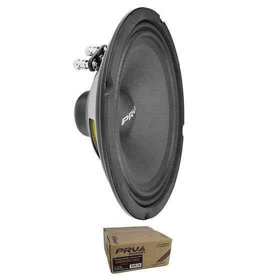 """PRV Audio 8"""" 400W Neodymium 8 Ohm Midrange Loudspeaker 8MR400-NDY"""