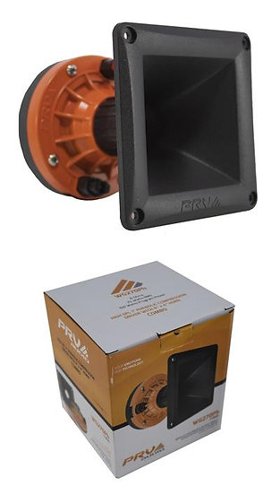 "PRV WG270PH 4""x 4"" 150W 8 Ohms Horn Driver Pro Car Audio Trumpet"