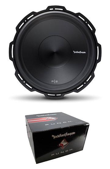 "Rockford Fosgate 15"" Punch 800 Watt Dual 2 Ohm Voice Coil SubWoofer P2D2-15"