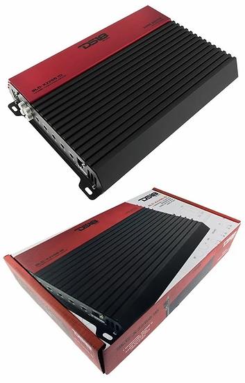 Monoblock Subwoofer Amplifier 2250W Max 2 Channel Bass Amp DS18 SLC-X2250.1D