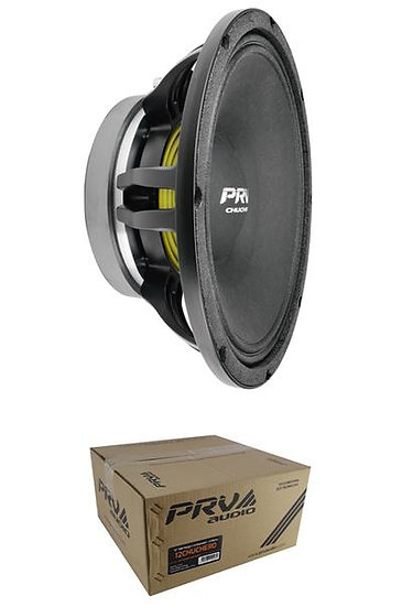 "PRV 12CHUCHERO Series 12"" Midrange Pro Loud Speaker 8 Ohm 700W Car Audio"