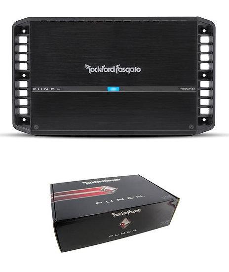 Rockford Fosgate Punch 1000 Watt Class-bd Mono Amplifier P1000X1BD