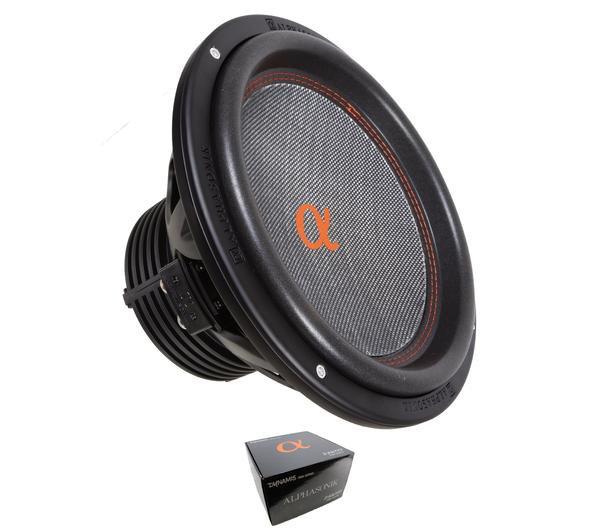 """3300W 10"""" VENUM Series 800 Subwoofer Dual 4 Ohm 2.5"""" Voice Coils VSW810"""
