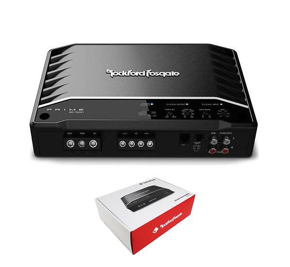 Rockford Fosgate 750 Watt 1 Ohm Class D Mono Amplifier - R2-750X1