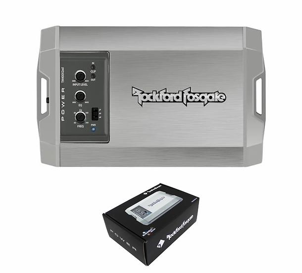 Rockford Fosgate 400 Watt 2-Channel Marine & Powersports Amplifier TM400X2ad