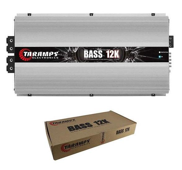 12000W Monoblock Amplifier 1 Ohm Pro Car Audio Class D Taramps BASS12K
