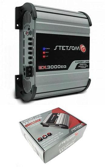 3000 Watts RMS 2 ohm Digital Mono Bass Amplifier 1 Channel Stetsom