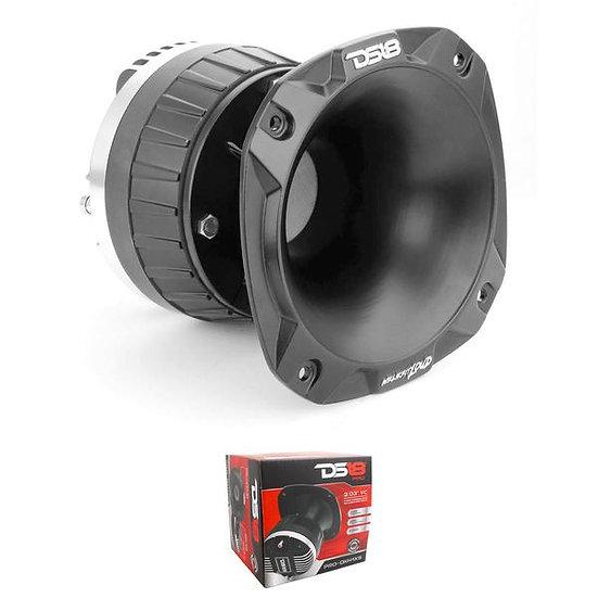 """DS18 2"""" 640 W 8 Ohm Titanium Compression Driver & Aluminum Short Horn Kit DKH1XS"""