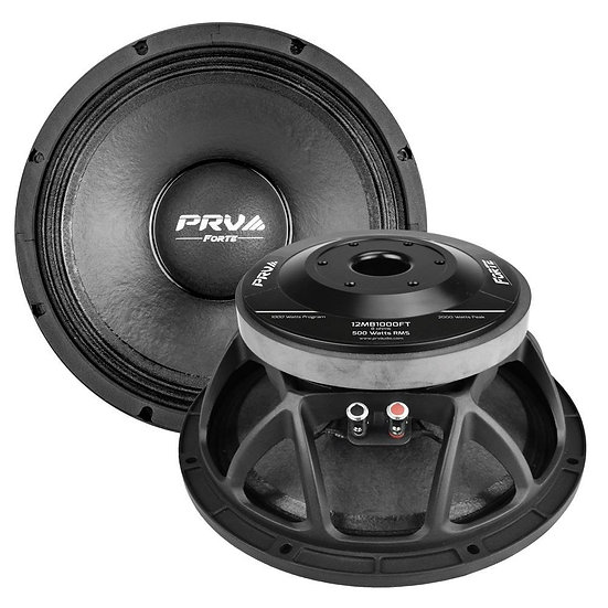 "PRV 10CHUCHERO Series 10"" Midrange Pro Loud Speaker 8 Ohm 700W Car Audio"