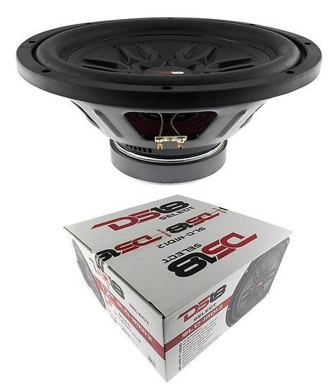 """1x DS18 SLC-MD12.4D 12"""" pro Sub woofer Audio Speaker Dual Voice Coil 4 Ohm"""