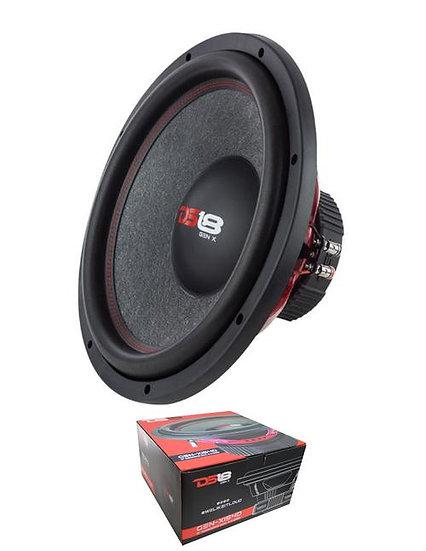 """DS18 15"""" 1000 Watt 4 Ohm Dual Voice Coil Subwoofer Gen-X154D"""
