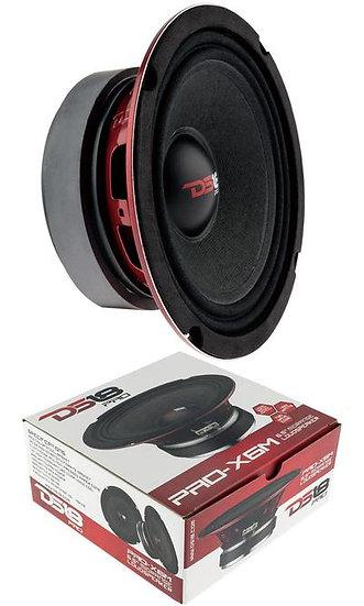 """6.5"""" 450W Midrange Loudspeaker Full Range 8 Ohm DS18 PRO-X6M"""
