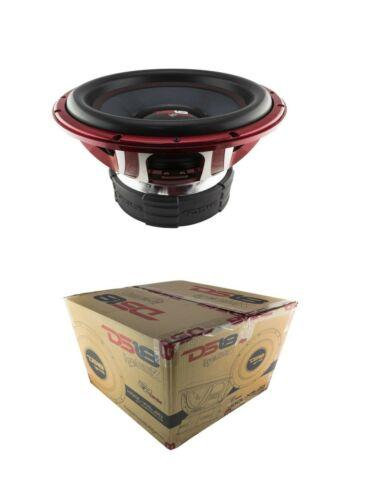 "DS18 HOOL-X15.2D 15"" Subwoofer 6000W Dual 2 ohm Competition Bass SPL Woofer Sub"
