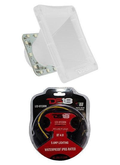 """Digital RGB 1"""" Screw on Trumpet + BTCDRM DIGITAL ONLY LED RGB Controller"""