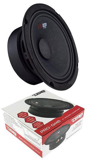 """DS18 6.5"""" 480W Midrange Loud Speaker 8-Ohms PRO-GM6 Pro Car Audio"""