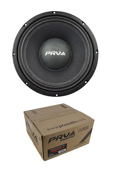 "10"" Mid Bass Loudspeaker Pro Car Audio 400 Watts 4 Ohm PRV 10MB400-4"