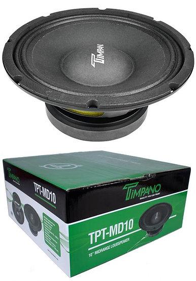 "1x Timpano TPT-MD10 10"" Mid Range Pro Audio Loud speaker 400 Watts 8 ohm"