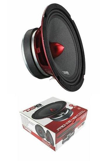 """DS18 PRO-X8.4BM 800W 8"""" Mid range Full Range Speakers Loudspeaker Bullet 4 Ohm"""