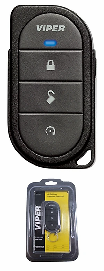 Viper 4 Button 1-Way Replacement Remote Control Door Lock and Remote Start 7146V