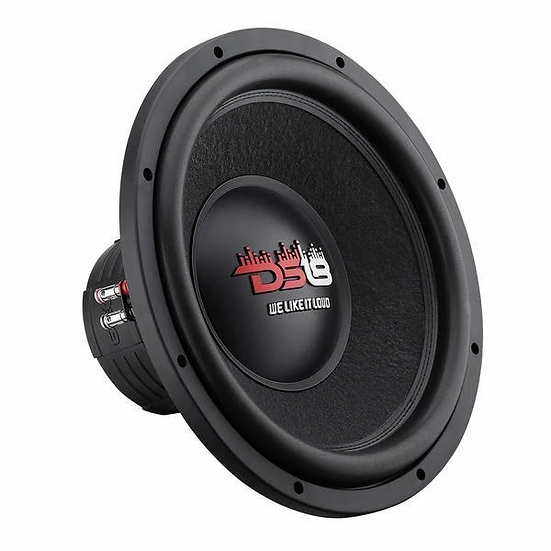 "DS18 Z-VX15 15"" Subwoofer Dual 4Ohm 1500W Car Audio Bass Speaker"