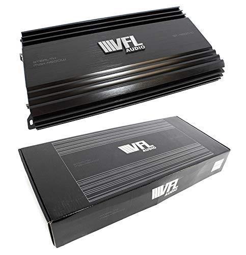 VFL Audio Class D Monoblock VFL Audio Amplifier 4500 Watts STEALTH4500.1D